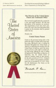 able-slugmaster-patent-cert