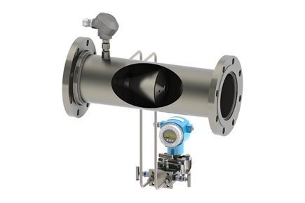 McCrometer ExactSteam V-Cone System