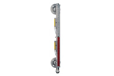 Weka Low Cost Magnetic Level Gauges