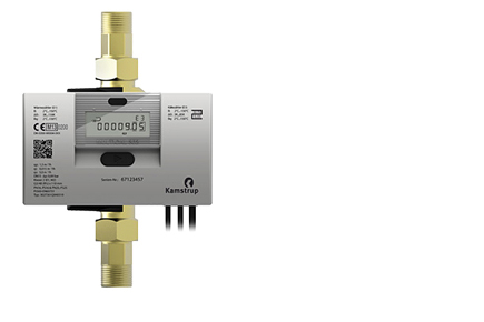 Multical 302 Energy Flow Meter – New heat and cooling meter designed for sub-metering